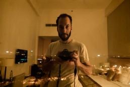 Fotografía de perfil de jordi Ruiz Cirera.