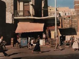 Fotografía © Harry Callahan. Egipto, 1978