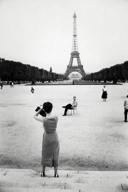 Fotografía © Willy Ronis, París 1956