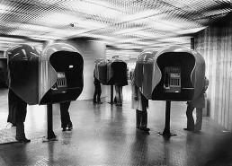 Fotografía © Willy Ronis, París 1979