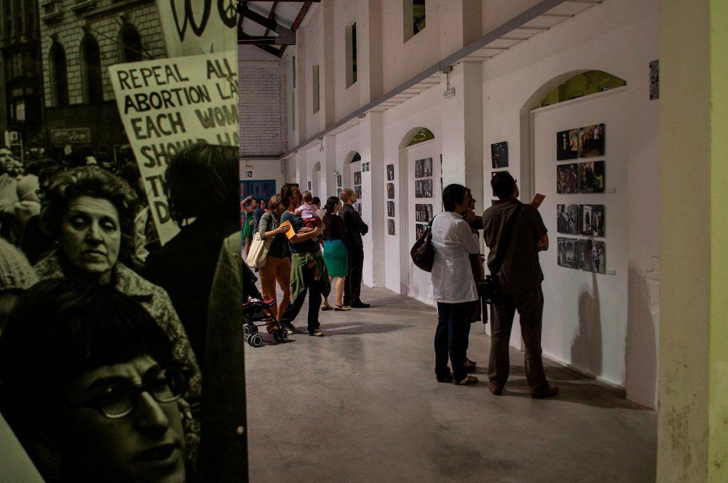 Fotografía © Marcelo Caballero. Exposición Calle35 Edición Biennal 2012