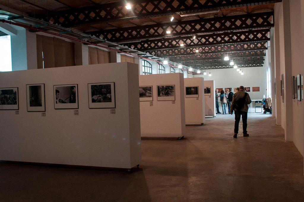 Fotografía © Marcelo Caballero. Exposición Enrique Meneses 2012