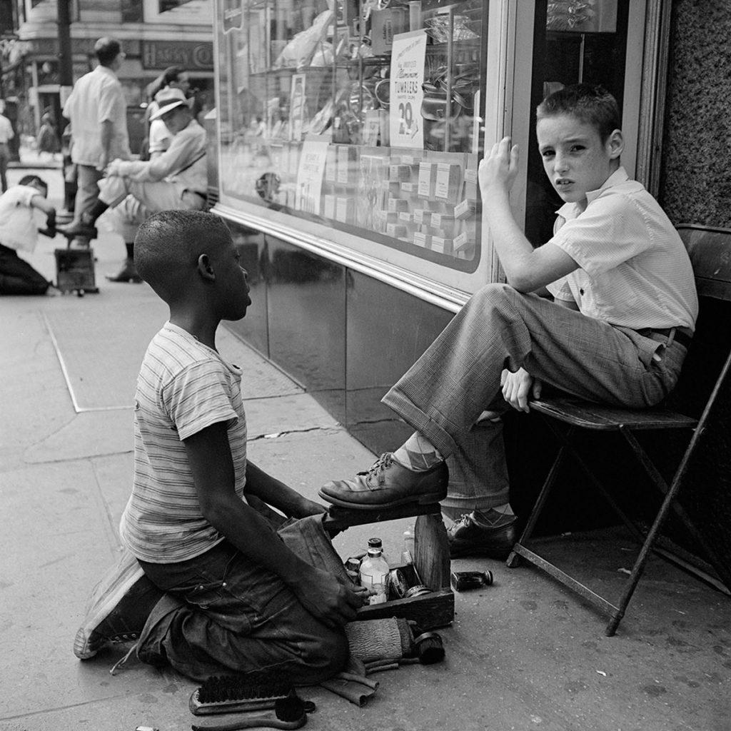 Fotografía © Vivian Maier, 1954