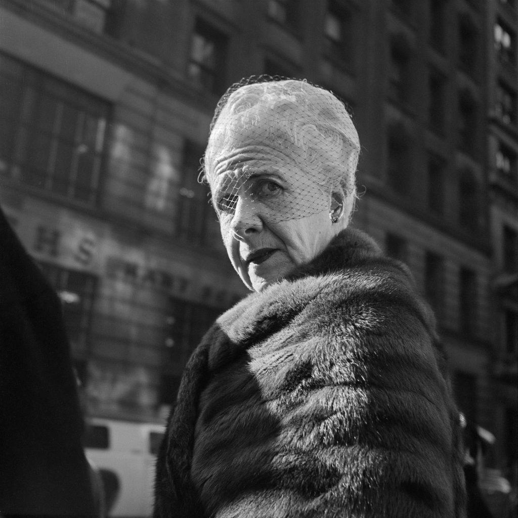 Fotografía © Vivian Maier, 1955