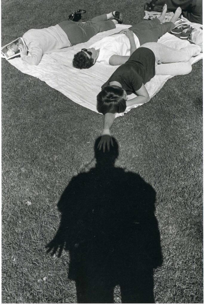 Fotografía © Lee Friedlander. New York, 1973