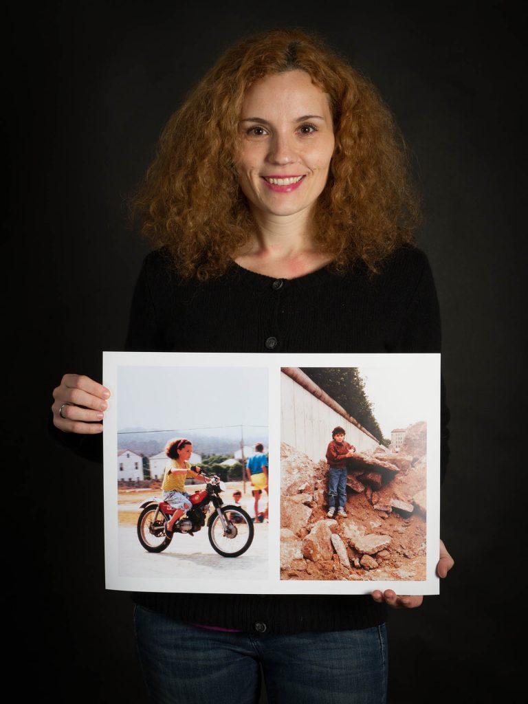 """Fotografía © Blas González, Proyecto """"Espejos y Ventanas"""""""