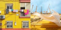 "Fotografía © de Cristóbal Carretero Cassinello, ""Diálogos""."