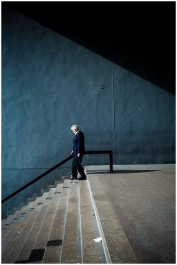 """Fotografía © Antonio Caamaño, """"IndiviDUOS""""."""