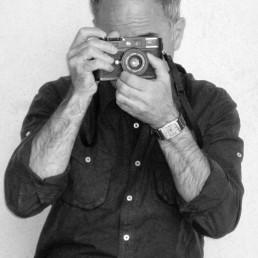 Fotografía de perfil de Ignacio Vara.