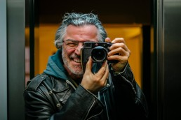 Fotografía de perfil de José Luís Revuelta Ibáñez