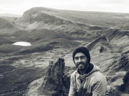 Fotografía de perfil Pablo López Hernández.
