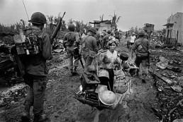 Fotografía © Philip-Jones-Griffiths, Vietnam 1968
