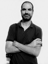 Jordi Simón Fotografía de perfil