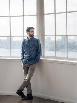 Fotografía perfil Jon Gorospe